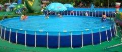 <b>圆形支架泳池</b>