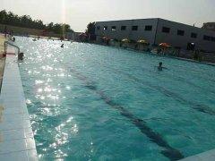 枣阳八里游泳池