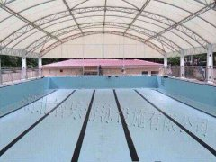 整体游泳池、钢构游泳池