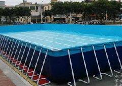 支架游泳池 移动式游泳池多少钱(最新价