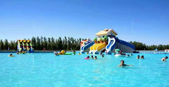 投资移动水上乐园的前景的图片