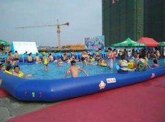 重庆充气游泳