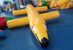 水狗_大型充气玩具,水上乐园,充气滑梯