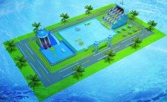 10万小型水上乐园