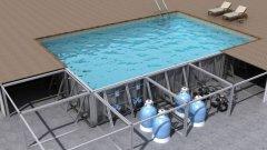 拆装游泳池特点(二)