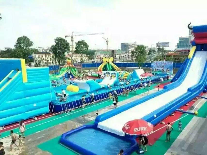 儿童水上乐园图片